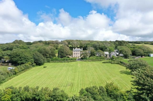 Thumbnail Property for sale in Trebrea Lodge, Trenale, Tintagel