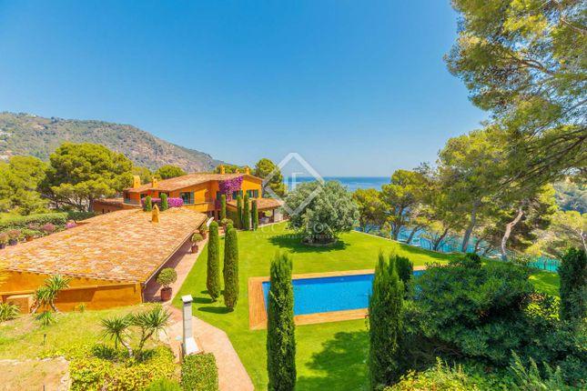 Thumbnail Villa for sale in Spain, Costa Brava, Begur, Aiguablava, Cbr12148