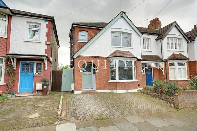 Thumbnail End terrace house for sale in Gardenia Road, Enfield