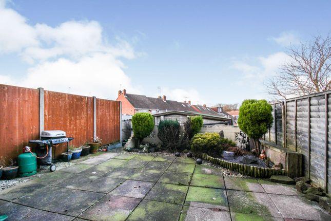 Rear Garden of Rotherham Road, Holbrooks, Coventry CV6
