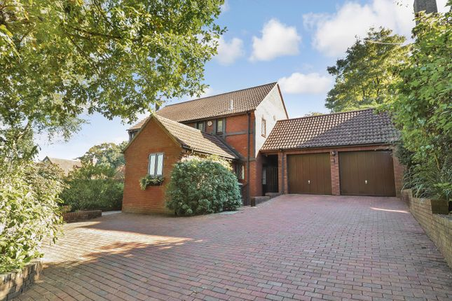 Thumbnail Detached house for sale in Beechwood Rise, West End, Southampton