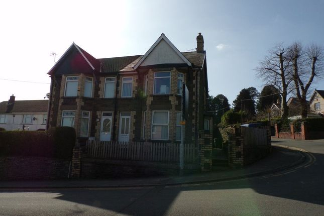 Thumbnail Flat to rent in Gff Oletha, Pentwyn Road, Blackwood