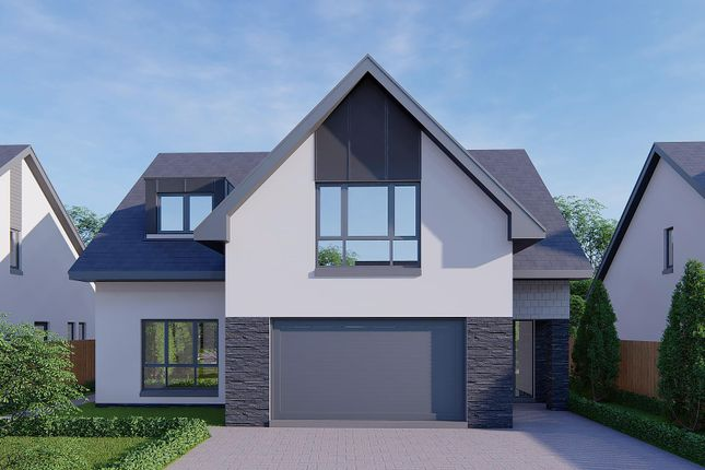 Thumbnail Detached house for sale in Plot 7 The Nethan, Clyde Gardens, Garrion Bridge, Larkhall