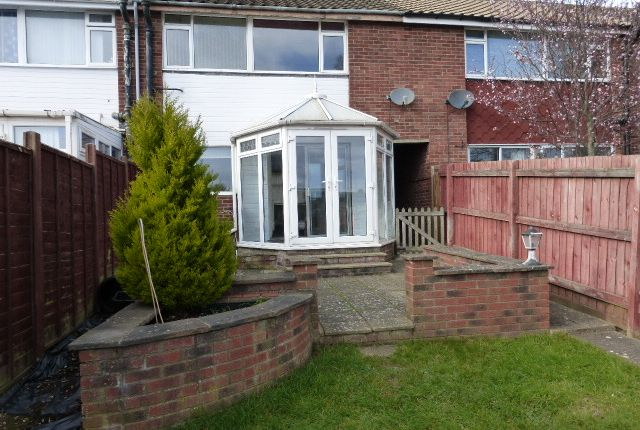 Thumbnail Terraced house to rent in St. Marys Crescent, Yeovil