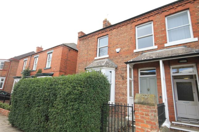 Thumbnail Semi-detached house for sale in South Parade, Northallerton