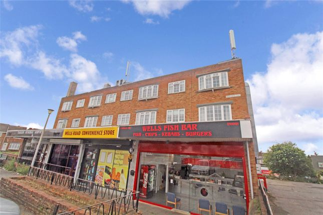 1 bed flat for sale in Merrals Wood Court, Wells Road, Strood, Kent ME2