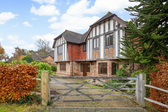 Thumbnail Detached house to rent in Heathermead, West Chiltington