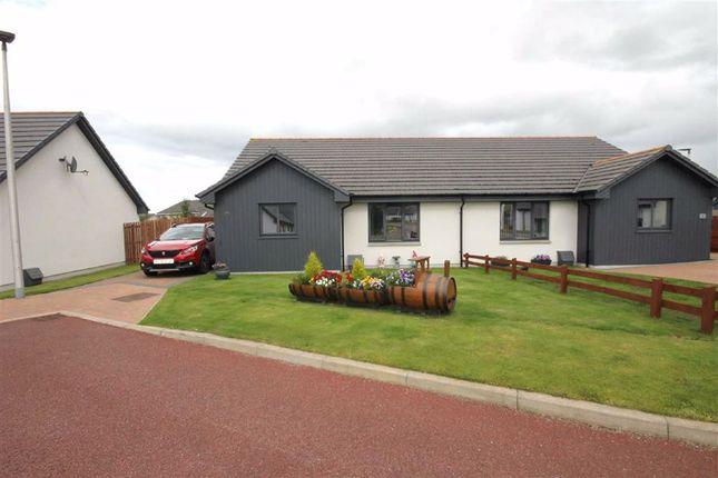 Thumbnail Semi-detached bungalow for sale in Gleneagles Drive, Elgin
