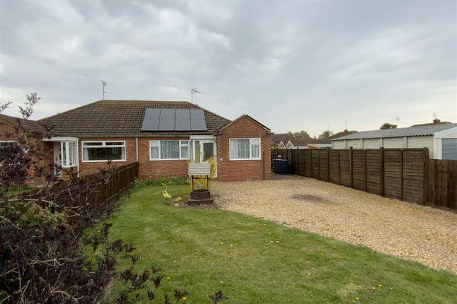 Thumbnail Semi-detached bungalow for sale in Mount Hill Avenue, Old Stratford, Milton Keynes