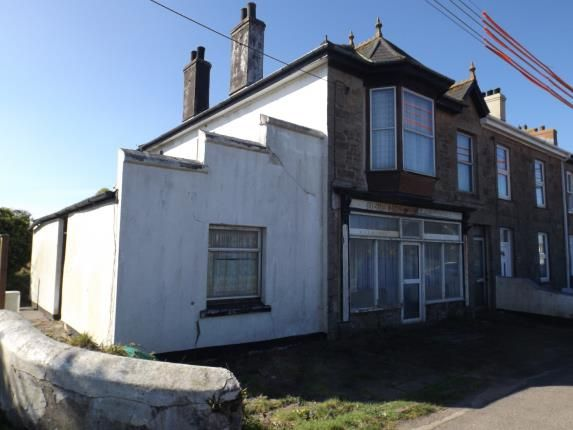 Thumbnail End terrace house for sale in Connor Downs, Hayle, Cornwall