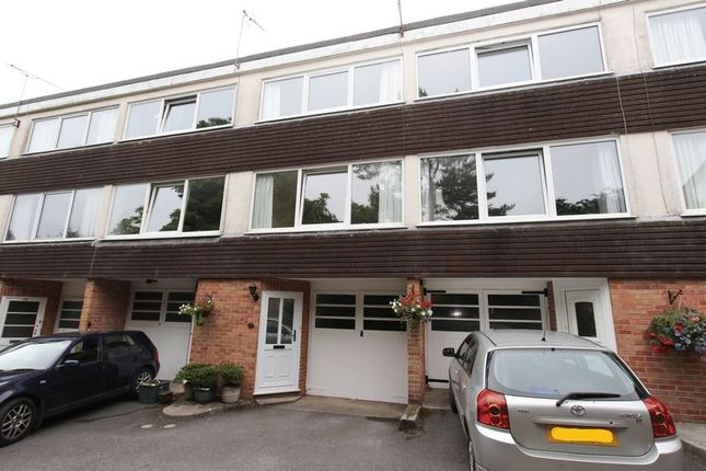 Thumbnail Terraced house for sale in Old Park Road, Clevedon