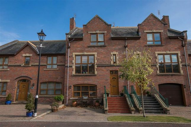 Thumbnail Town house for sale in 20, The Courtyard, Bangor