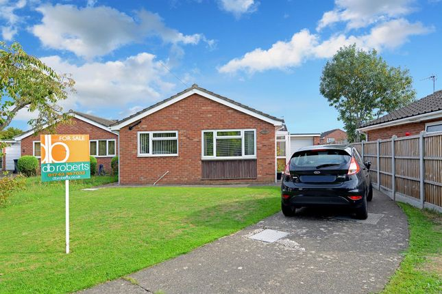 Thumbnail Bungalow for sale in Northside Close, Sundorne Grove, Shrewsbury