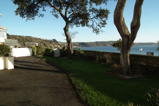 Thumbnail Flat for sale in Marine Drive, Hannafore, West Looe