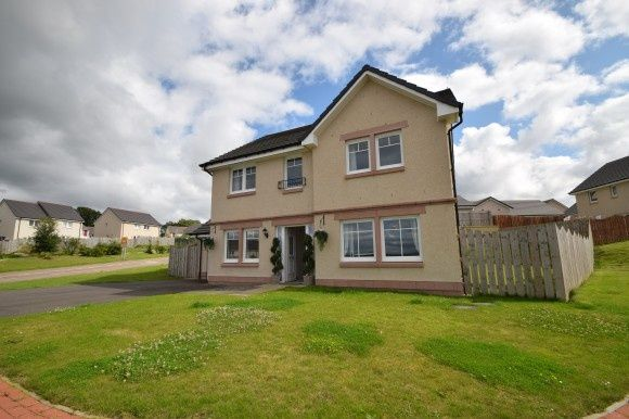 Thumbnail Detached house to rent in Kincraig Drive, Inverness