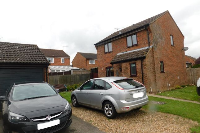 Detached house for sale in Blake Road, Stowmarket