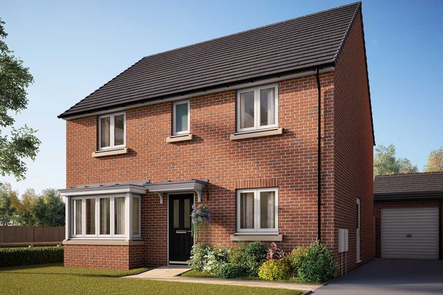 "Thumbnail Detached house for sale in ""The Pembroke"" at Poppy Drive, Sowerby, Thirsk"