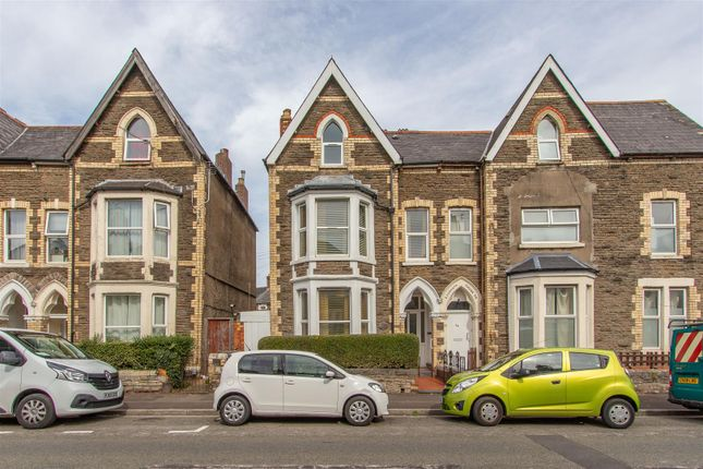 Thumbnail Semi-detached house for sale in Wyndham Crescent, Canton, Cardiff