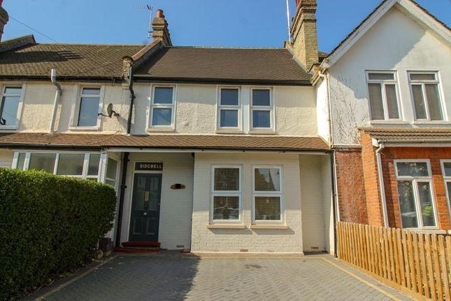 Terraced house in  Shaftesbury Avenue  New Barnet  Barnet  Watford