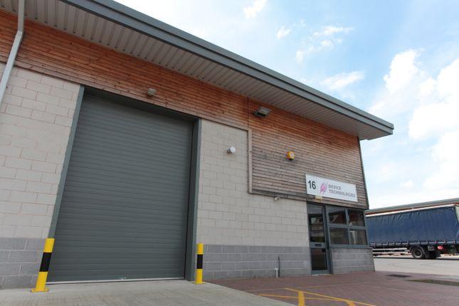 Thumbnail Industrial to let in Darwin Drive, Sherwood Energy Village, Ollerton, Newark