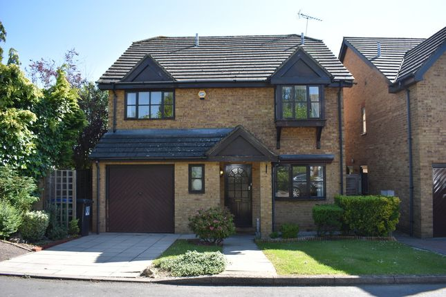 Thumbnail Detached house for sale in Westwick Place, Watford