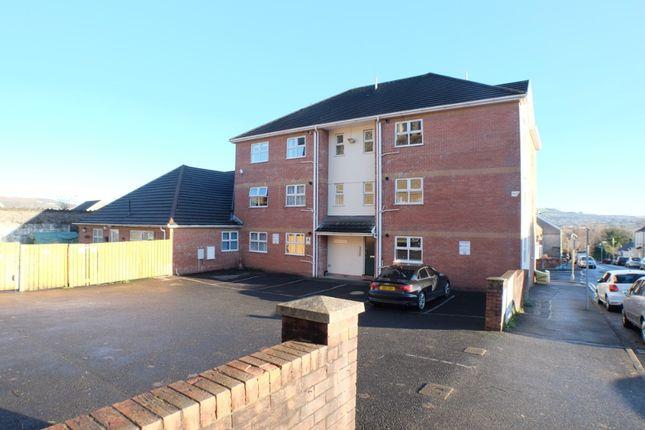 Thumbnail Flat to rent in Crown Street, Morriston, Swansea