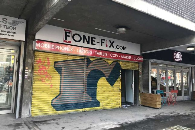 Thumbnail Retail premises to let in Middlesex Street, London