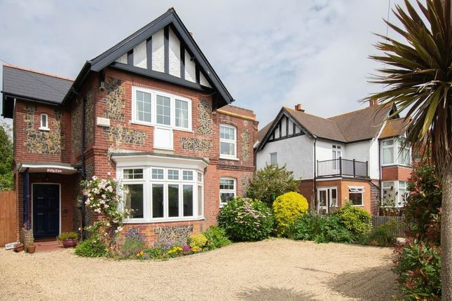 Thumbnail Detached house for sale in St. Leonards Road, Deal