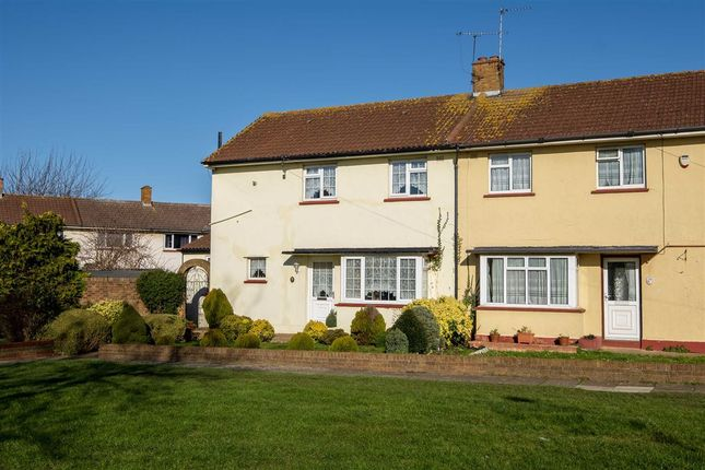 Thumbnail End terrace house for sale in Lavender Rise, West Drayton, Middlesex