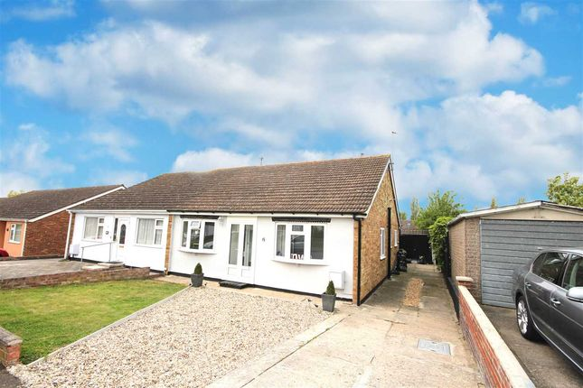 Thumbnail Bungalow for sale in Thornberry Avenue, Weeley, Clacton-On-Sea