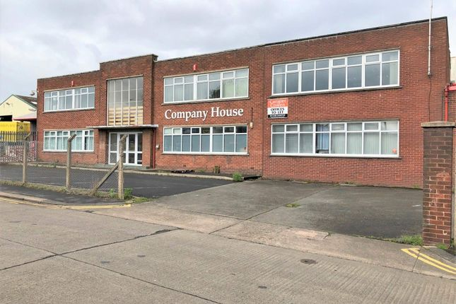 Thumbnail Industrial for sale in Stephenson Road, Site 14, Carlisle