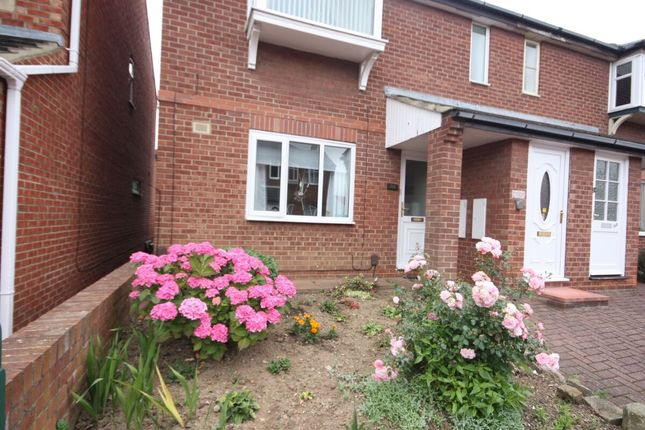 Thumbnail Flat for sale in Cleveland Street, Guisborough