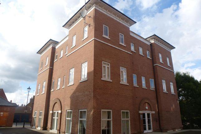 Exterior of Rill Court, Pine Street, Aylesbury HP19
