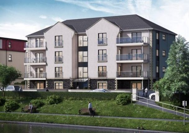 Thumbnail Flat for sale in Lakeside Apartments, Park Road, Ramsey