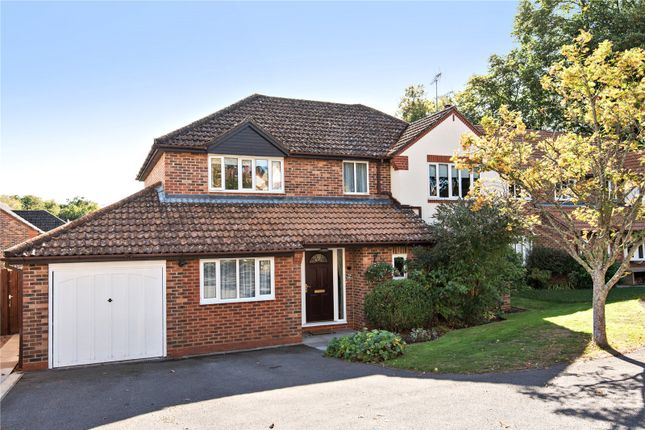 Thumbnail Detached house for sale in Orchard Close, Alresford, Hampshire