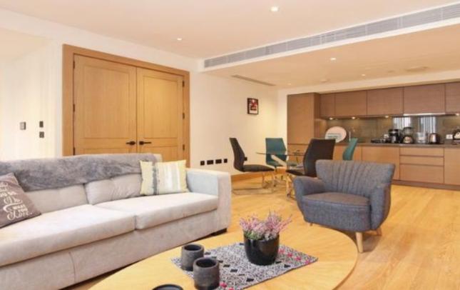 Thumbnail Flat for sale in Cleland House, 32 John Islip Street, London