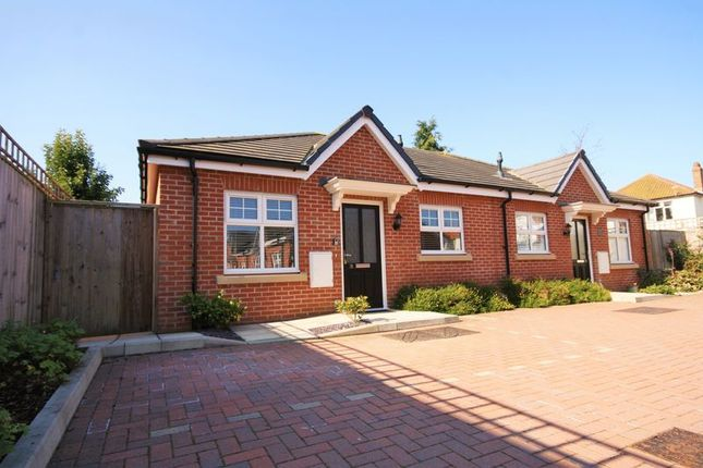 Thumbnail Semi-detached bungalow for sale in Tuckton Place, Bournemouth