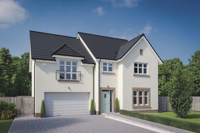 Thumbnail Detached house for sale in Ravelrig Road, Balerno, Edinburgh