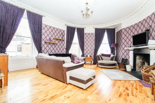 Thumbnail Flat for sale in Alma Place, Laurencekirk