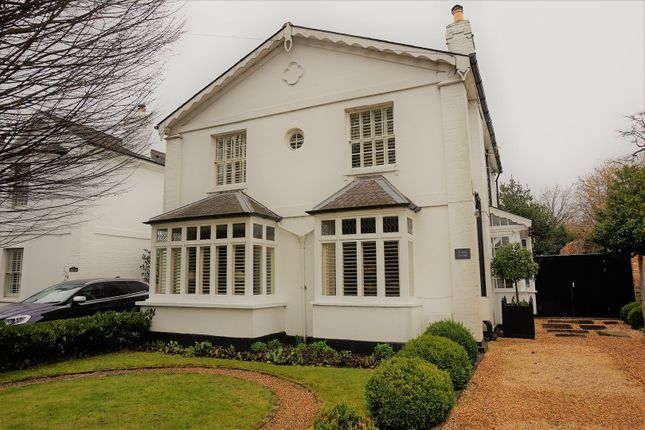 Thumbnail Detached house for sale in Church Road, Esher