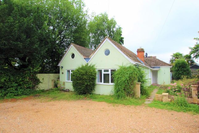 Thumbnail Bungalow for sale in Finchampstead, Wokingham
