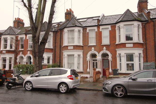 Thumbnail Terraced house for sale in Hazledene Road, London