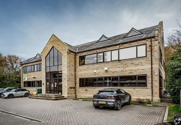 Thumbnail Office to let in Second Floor Office, Woodvale House, Woodvale Office Park, Brighouse