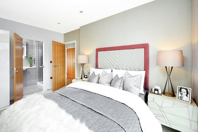 Bedroom of Mode, Centric Close, Oval Road, Camden NW1