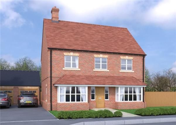 Thumbnail Detached house for sale in Victoria Heights, Melbourn, Hertfordshire