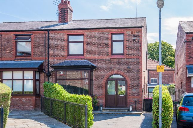 Thumbnail Semi-detached house to rent in Howard Avenue, Monton, Manchester