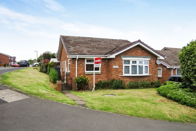Thumbnail Detached bungalow for sale in Majestic Way, Rowley Regis