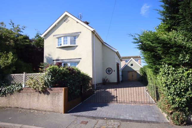 Thumbnail Detached house for sale in Marl View Terrace, Deganwy, Conwy