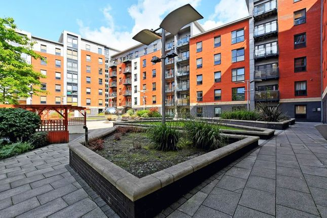 Communal Area of St. Georges Walk, Sheffield S3