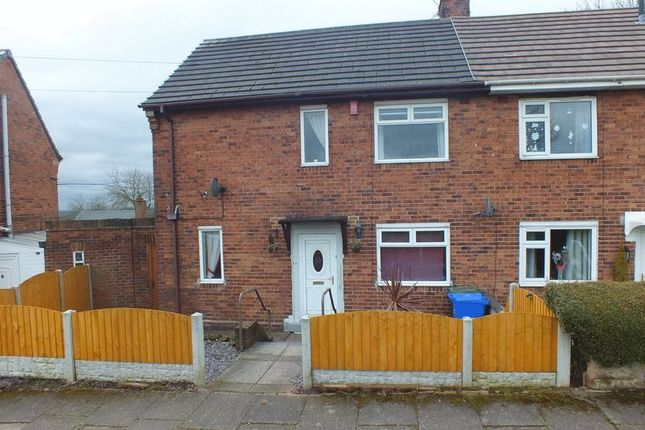 Thumbnail Semi-detached house for sale in Frome Walk, Mill Hill, Tunstall, Stoke-On-Trent